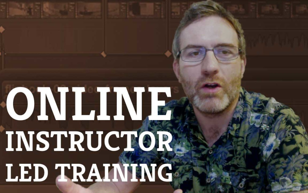 Online Training for Final Cut Pro X, Adobe Photoshop, Illustrator & InDesign with Ben Halsall