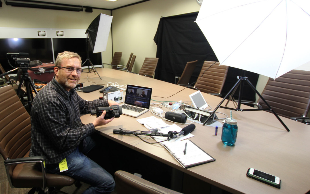 Video Production & Editing Workshops in Regina