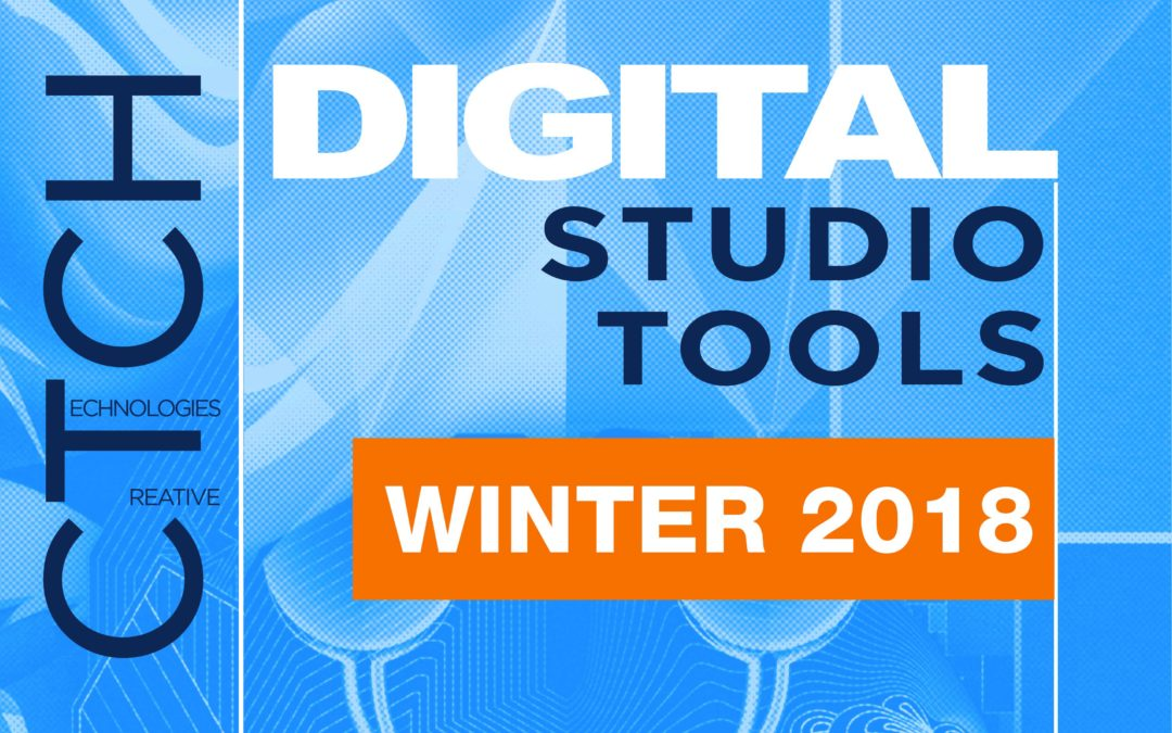 Photoshop Online Class: Digital Studio Tools @uofregina @URFlexible in Winter 2018 #YQR #uregina #sask