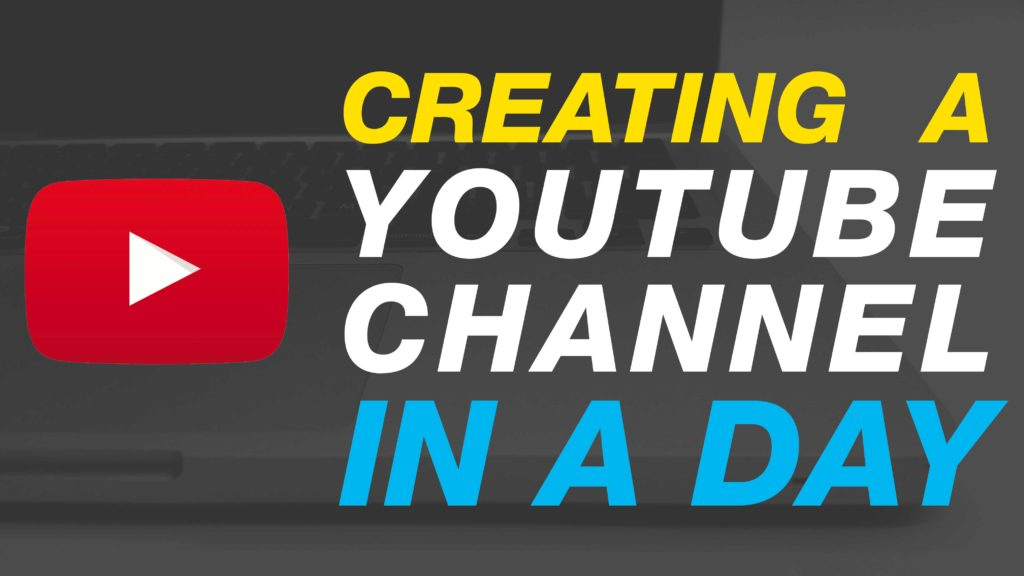 Training Course: Create a YouTube Channel in a Day | Ben Halsall