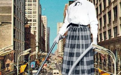 Steven Quinn's Surreal & Dystopian works #collage #image #research #fantasticcity