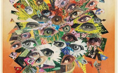 """""""Bouquet of Eyes"""" Hannah Höch 1930 #art #research #ctch2111 #germany #collage #montage"""