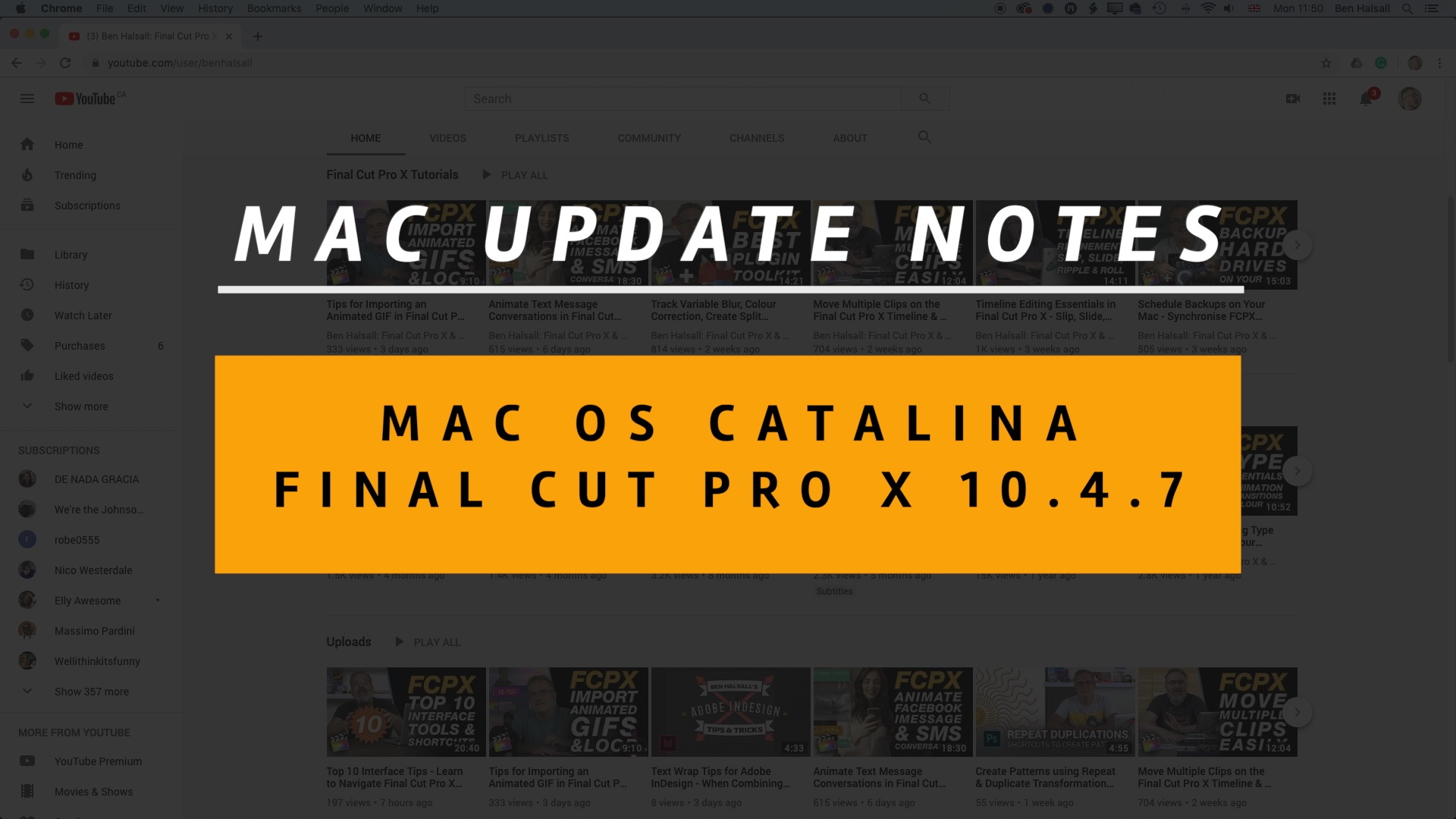 How To Check For Updates Mac Pro